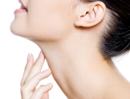 Solution-Clinic-Laser Hair removal-Neck-Woman